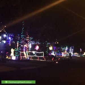 Christmas Light display at Nellie Street, Parafield Gardens