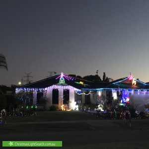 Christmas Light display at 92 Baningan Avenue, Success