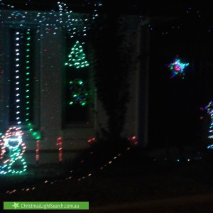 Christmas Light display at 31 Emmerson Drive, Morphett Vale
