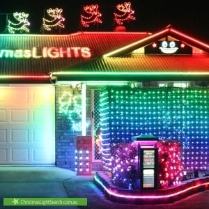 Christmas Light display at Paladin Place, Bald Hills