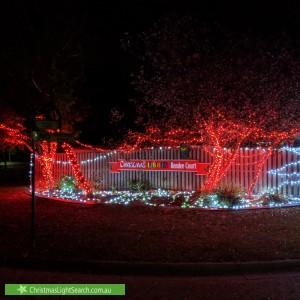 Christmas Light display at Bendee Court, Narangba