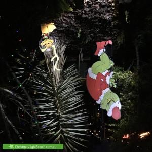 Christmas Light display at 5-11 Colleen Crescent, Burpengary
