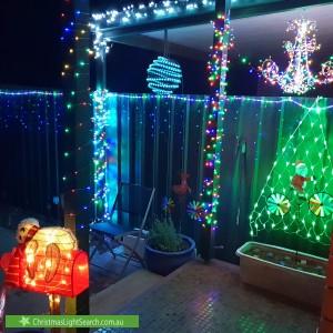 Christmas Light display at  Gurumbi Crescent, Munno Para