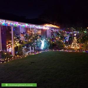 Christmas Light display at  Wanneroo Road, Wanneroo
