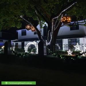 Christmas Light display at 58 Stanley Street, Erindale