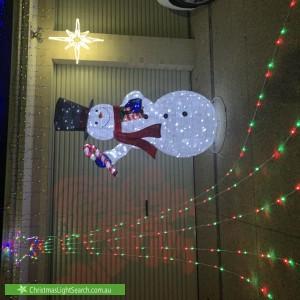 Christmas Light display at 66 Parkedge Circuit, Rosebud