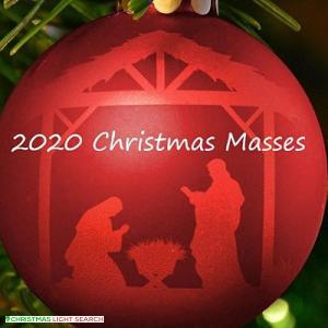 2020 Christmas Masses