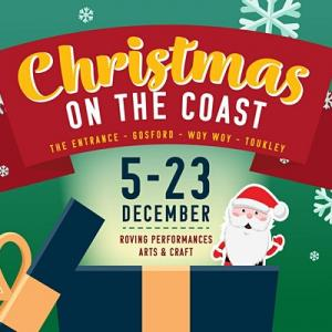 Christmas Art Play Workshop - Gosford