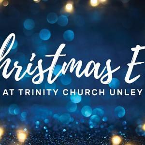 Christmas Eve at Trinity Church Unley