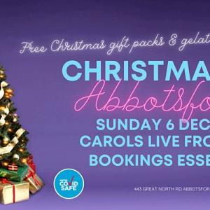 Christmas at Abbotsford 2020 Carols
