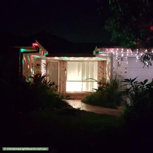 Christmas Light display at 4 Bunya Court, Narangba