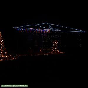Christmas Light display at  Stormbird Street, Redbank Plains
