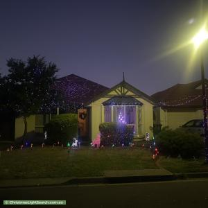 Christmas Light display at  Knapman Crescent, Port Adelaide